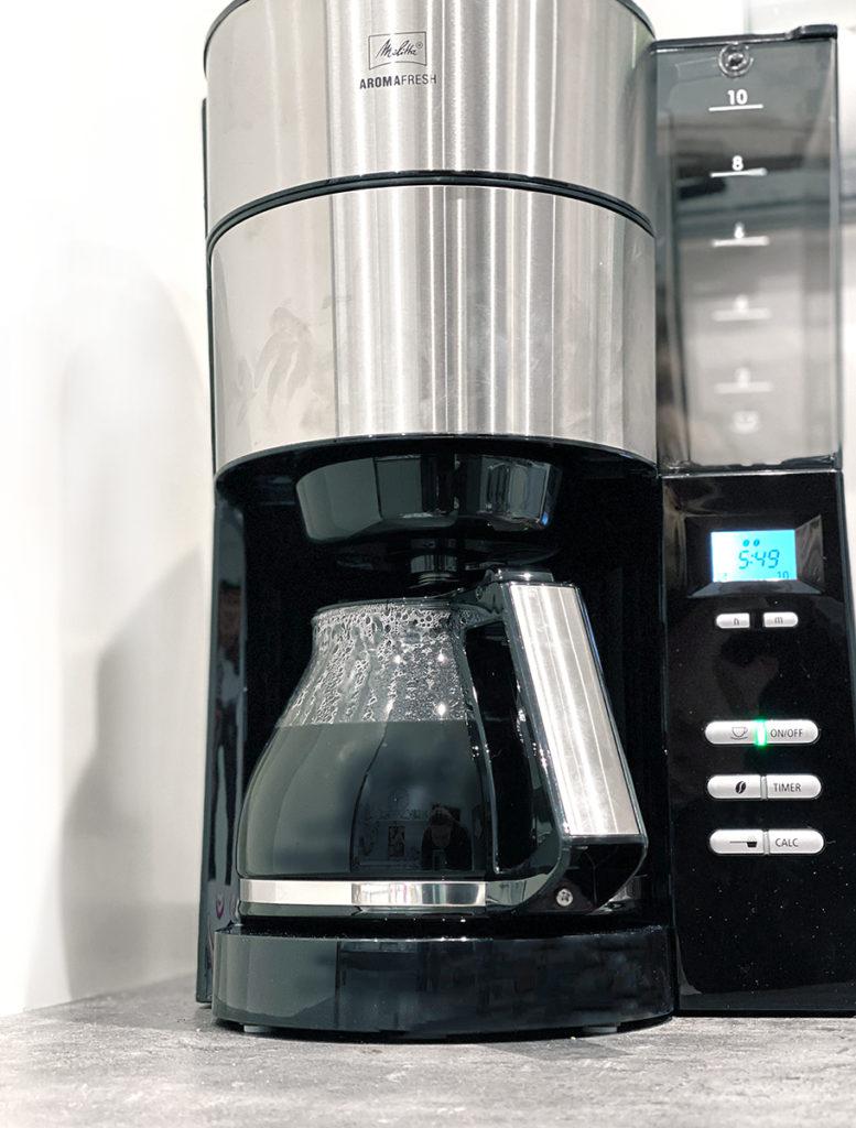 aromafresh intro 777x1024 - Melitta AromaFresh Filterkaffeemaschine