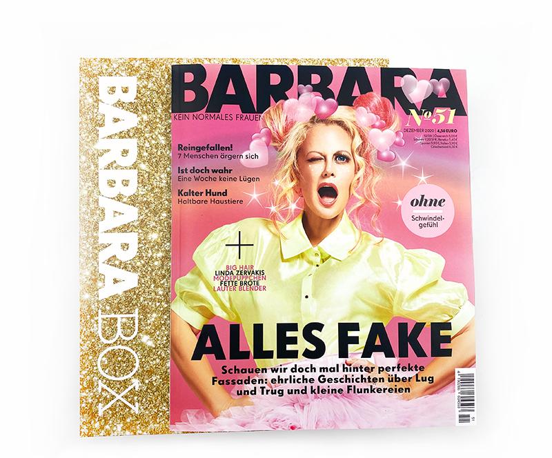 cover bb gold - Das Goldstück der Barbara Box