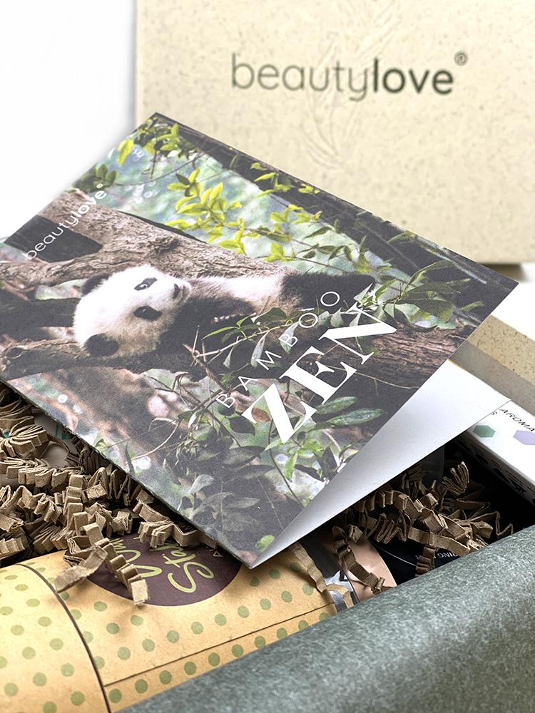 intro - Bamboo Zen mit der Natural Box