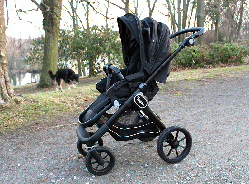 sportsitz seite - Emmaljunga Kinderwagen im Langzeitttest