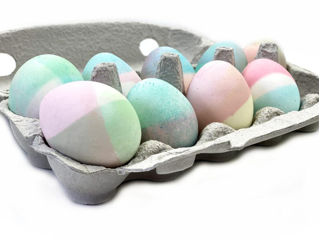 pastell seite 1024x768 - Ostereier färben - 3 einfache Trends zum Selbermachen