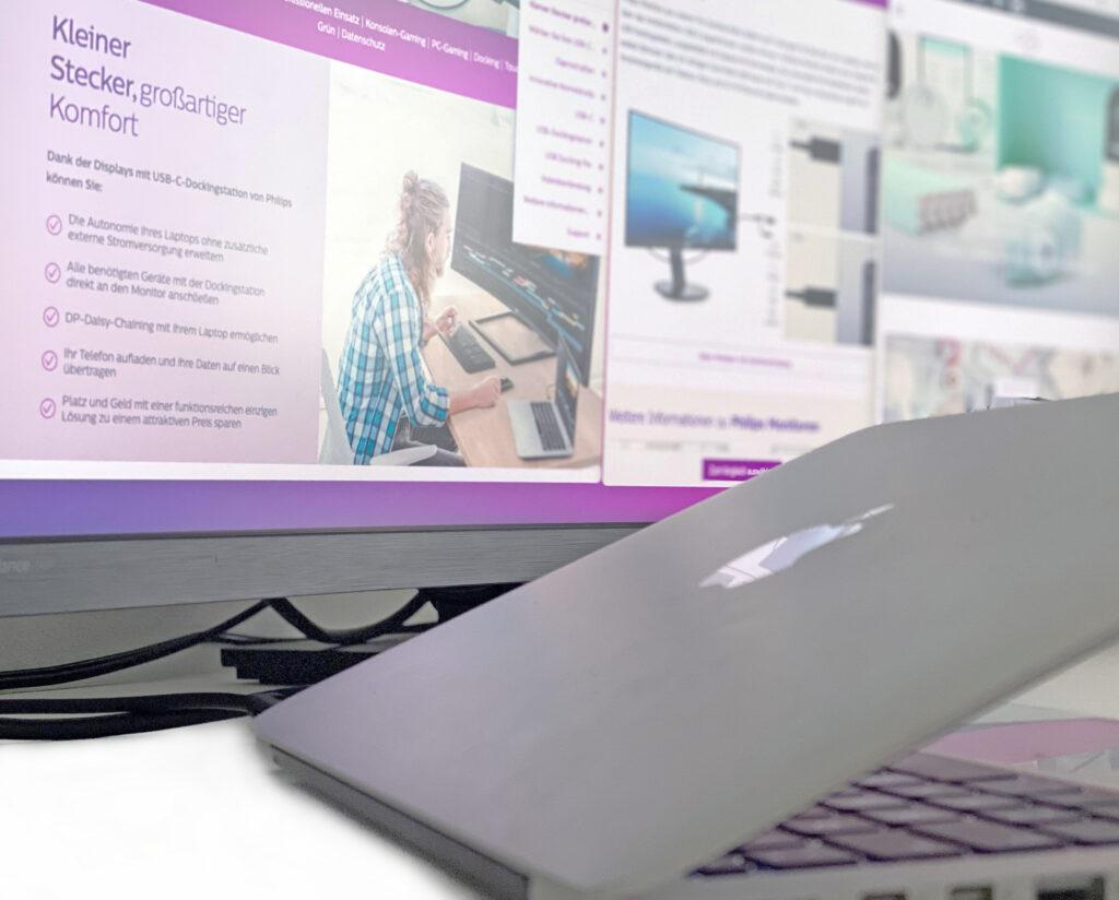 usbc 1 1024x824 - Curved Monitor von Philips - ein HomeOffice Allrounder?