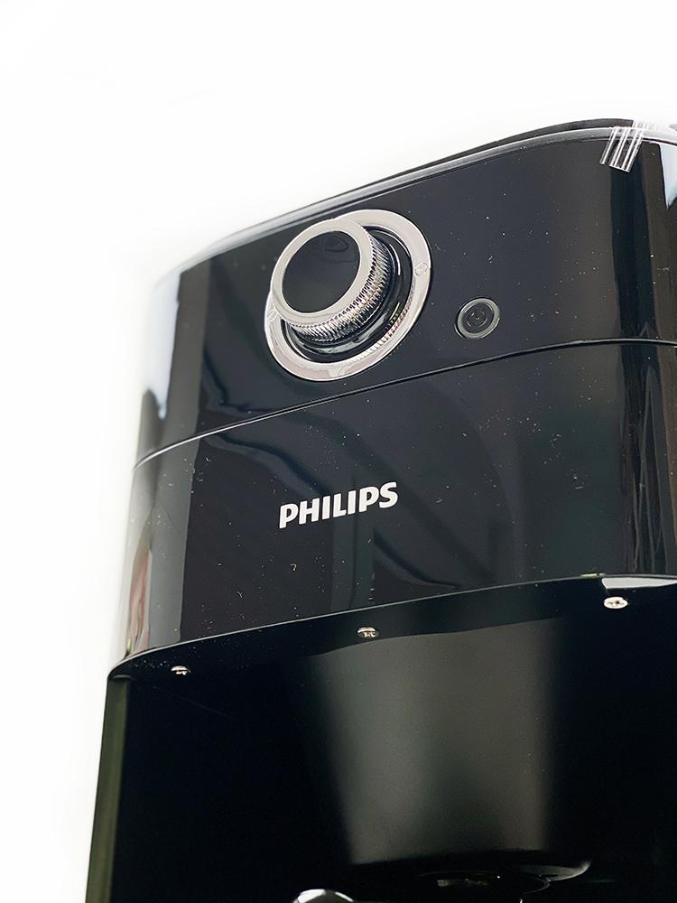 close - Philips Grind und Brew Filterkaffeemaschine